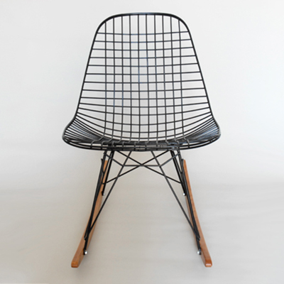 Eames, Wire Rocking Chair