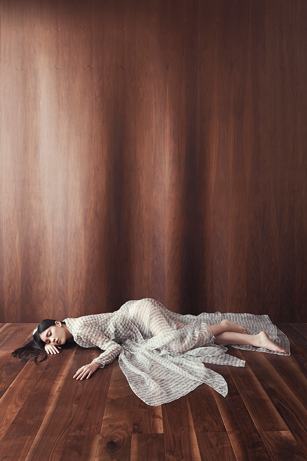 Matthew Belin - Zen Awakening featured in Bazaar Art China