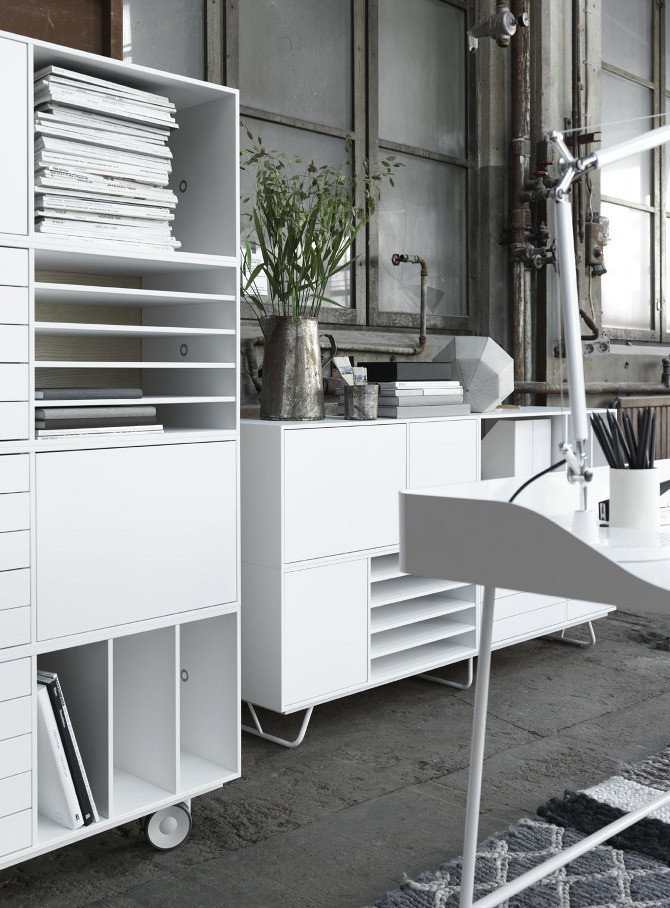 Styled by   Lotta Agaton   and photographed by   Petra Bindel  .