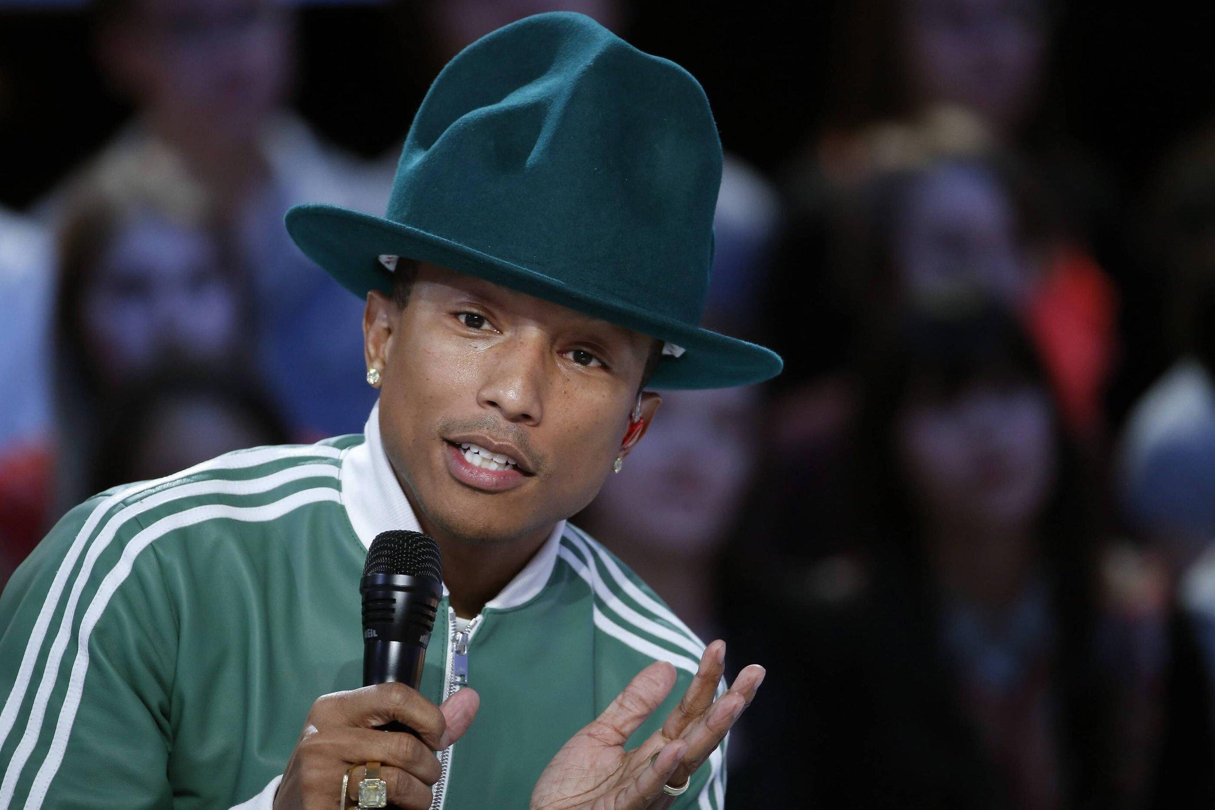 Pharrell Williams est le principal artisan du dernier album ludique et passionnant de N.E.R.D.