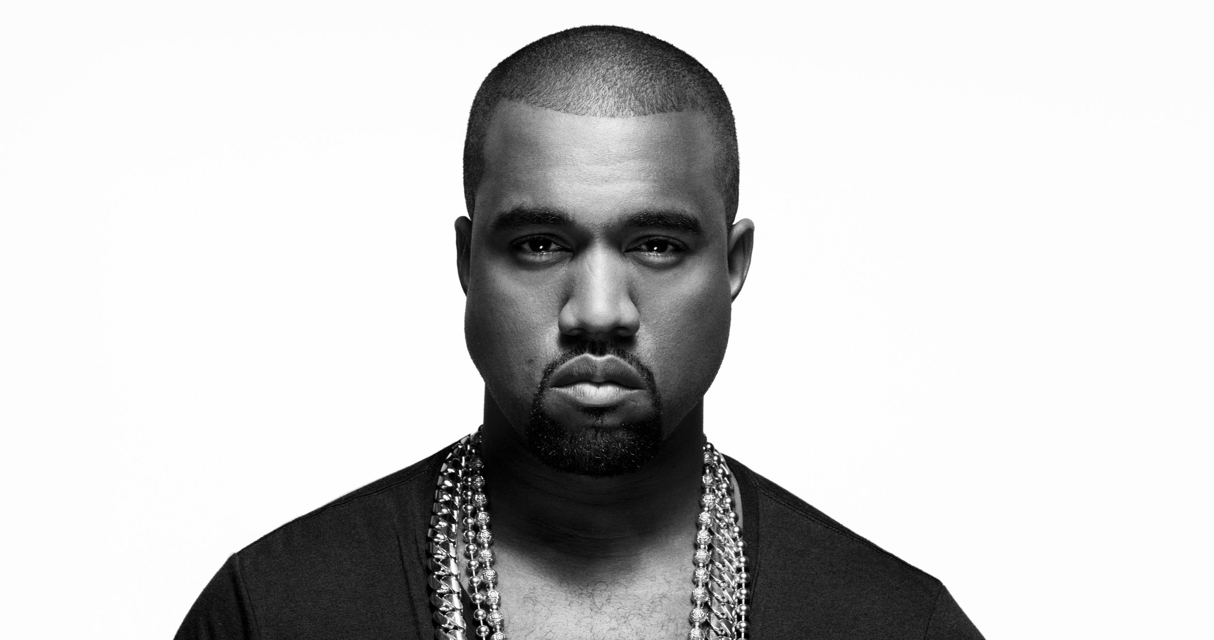 Kanye West figure au générique de trois albums en trois semaines. Photo Barnaby ROPER