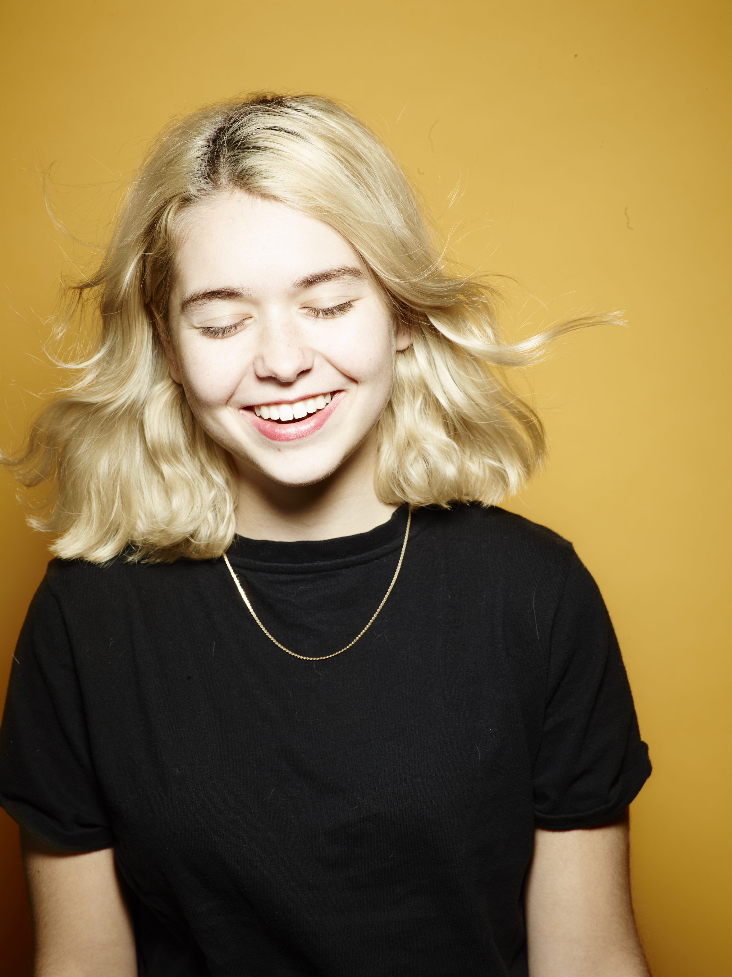 Lindsey Jordan, 18 ans, alias Snail Mail. Photo Michael LAVINE