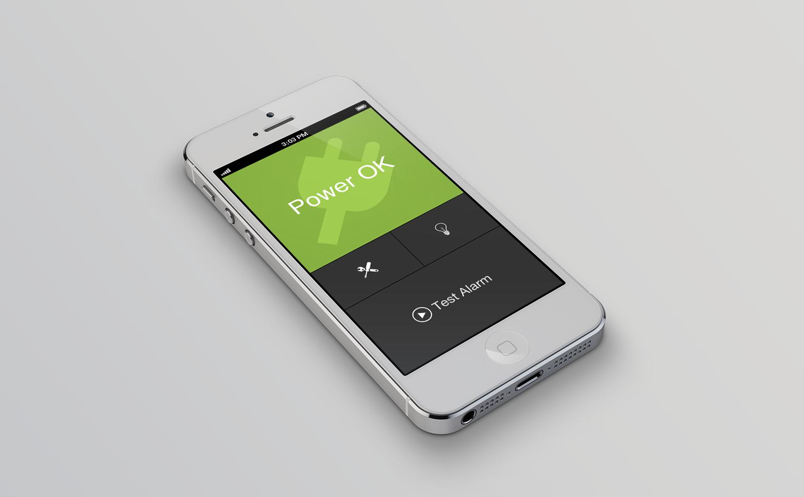 PowerAid - A very loud power failure alarm  Read more>>
