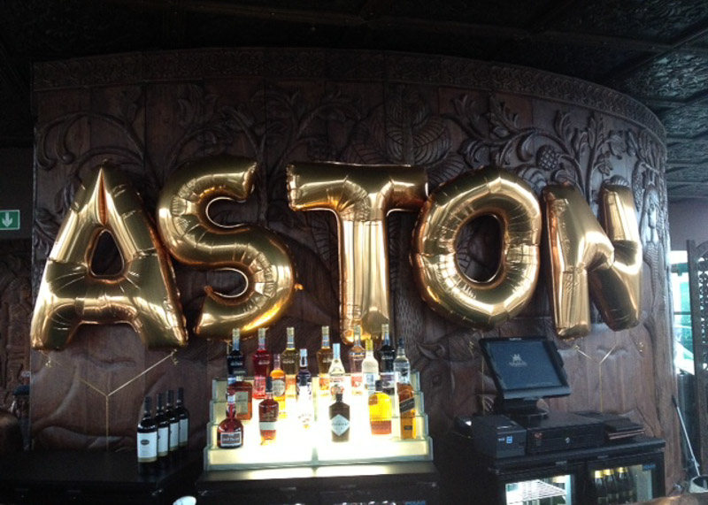 Aston Merrygold's 25th Birthday