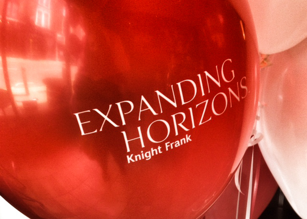 """Jane has provided some excellent visual displays for both small and large sponsored events for Knight Frank. The service she provides is reliable, professional and always executed with a smile. Excellent combination for anyone who needs some balloon artistry!""   Knight Frank"