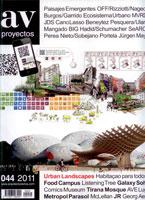 AV PROYECTOS, nº44   Instituto del Patrimonio CSIC