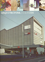ARQUITECTURA COAM, nº336   Centro de salud Pavones    Urbanización anillo olímpico de Madrid