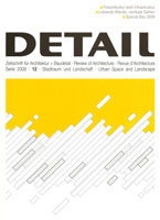 DETAIL REVIEW, nº12-2008   Palacio de congresos de Ibiza