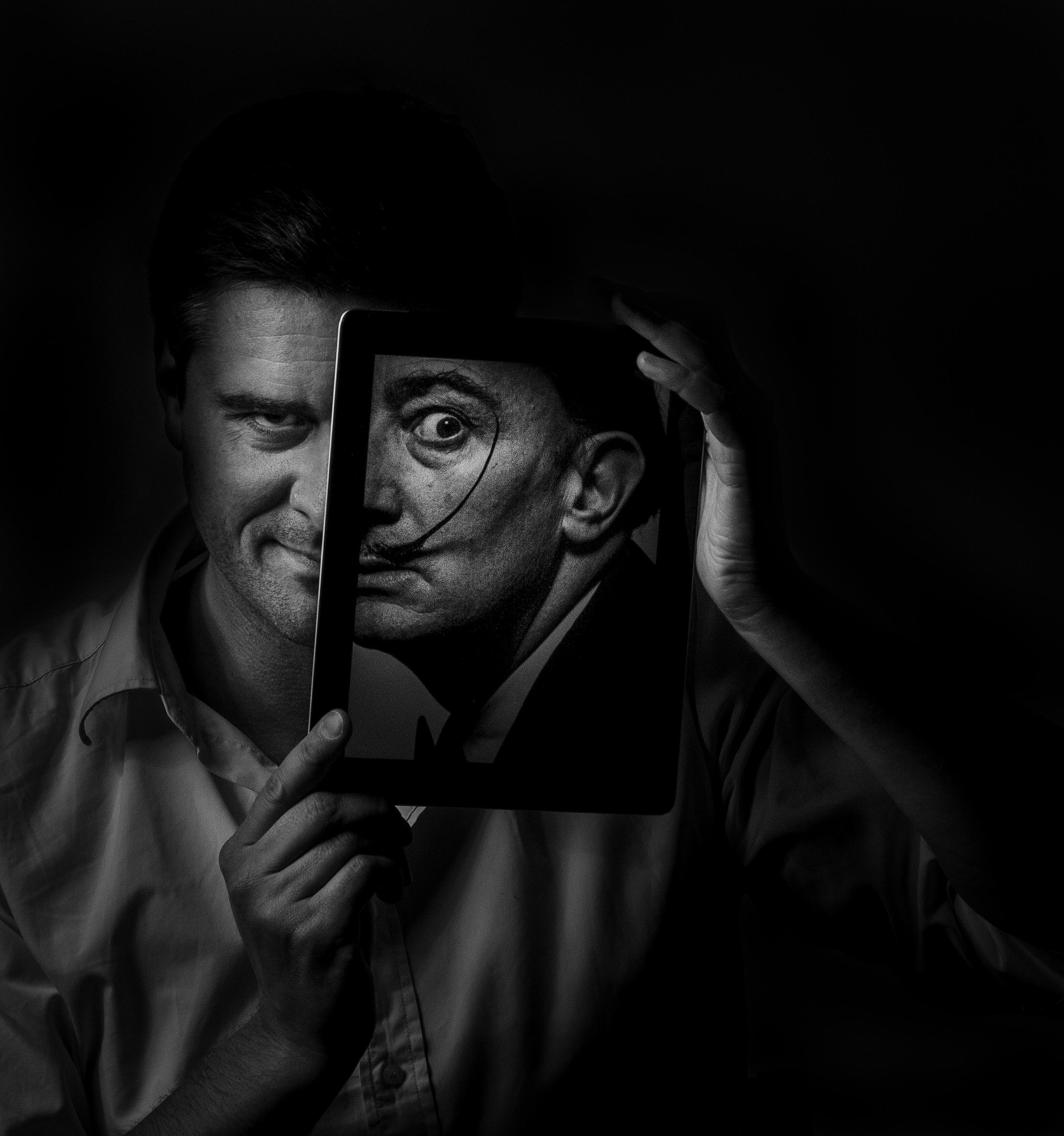 © Patrice Michellon | Self-Portrait . Exif: ISO 200, f/11, 1/180s