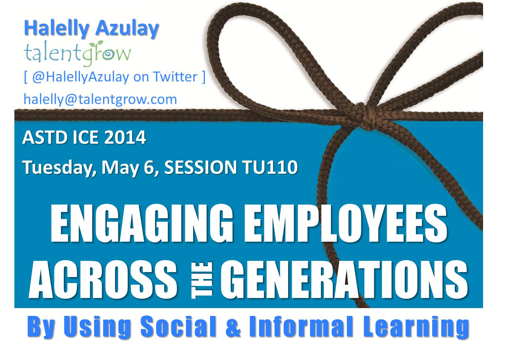 Engaging Employees Across the Generations at ASTD 2014.jpg
