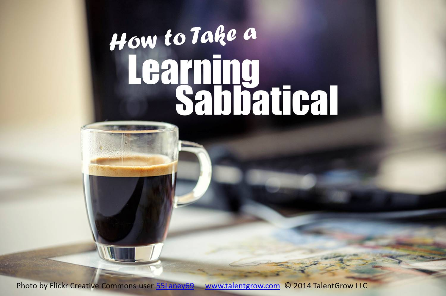 Espresso how to take a learning sabbatical