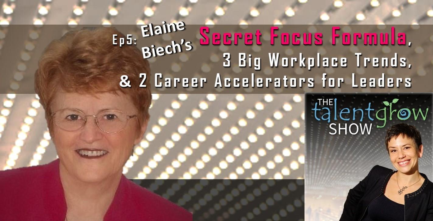 Episode 5 Elaine Biech