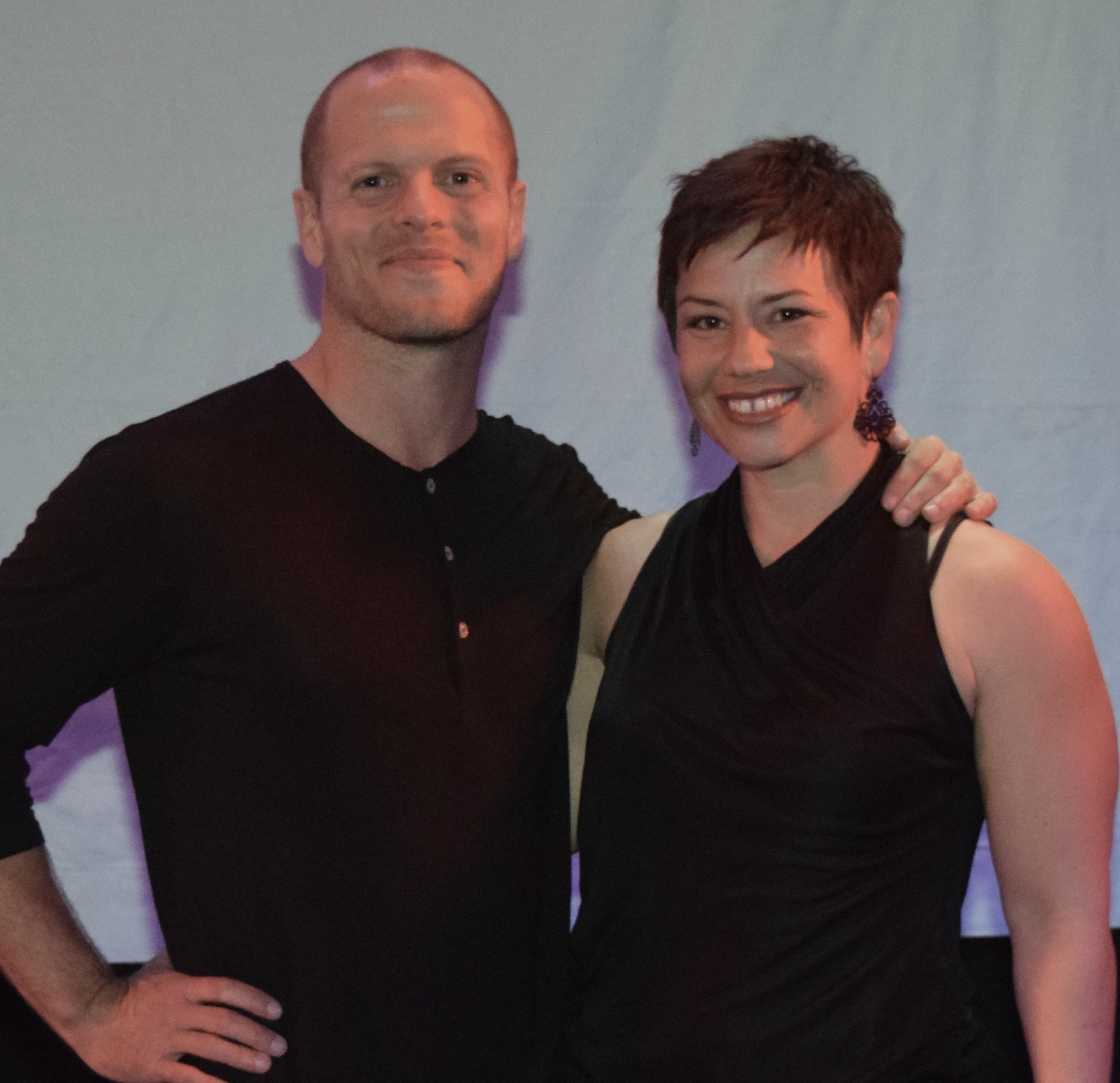 Tim Ferriss and Halelly Azulay