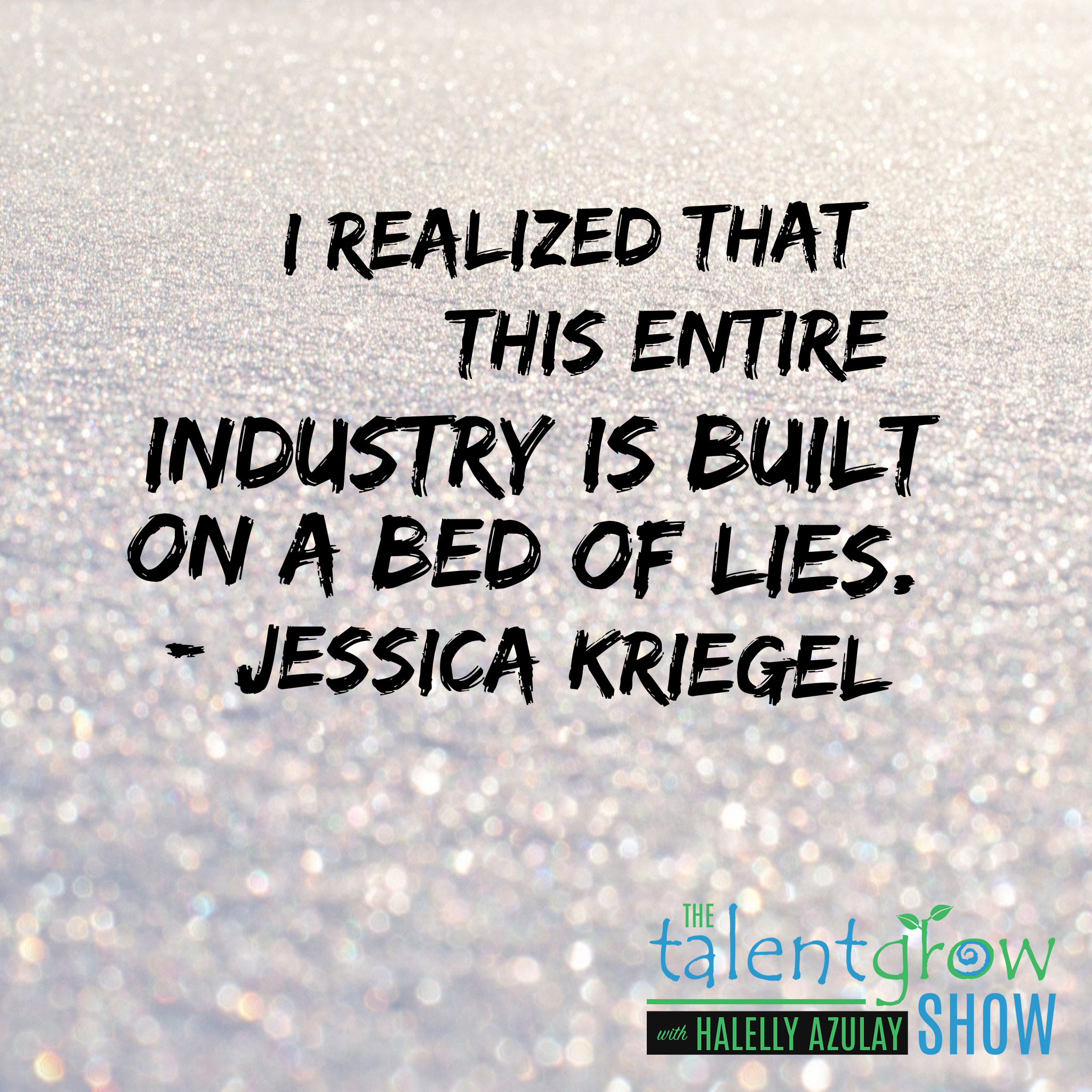Generational advice from Jessica Kriegel on the TalentGrow Show podcast with Halelly Azulay