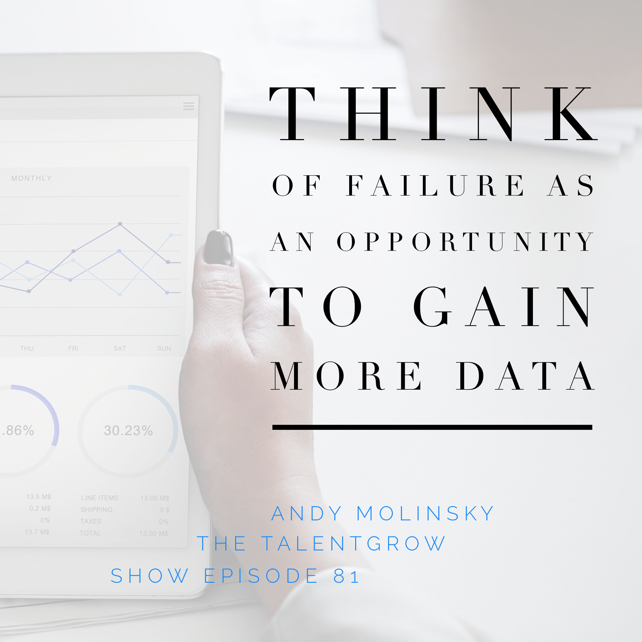 81: How to step outside your comfort zone and unlock your leadership potential with Andy Molinsky