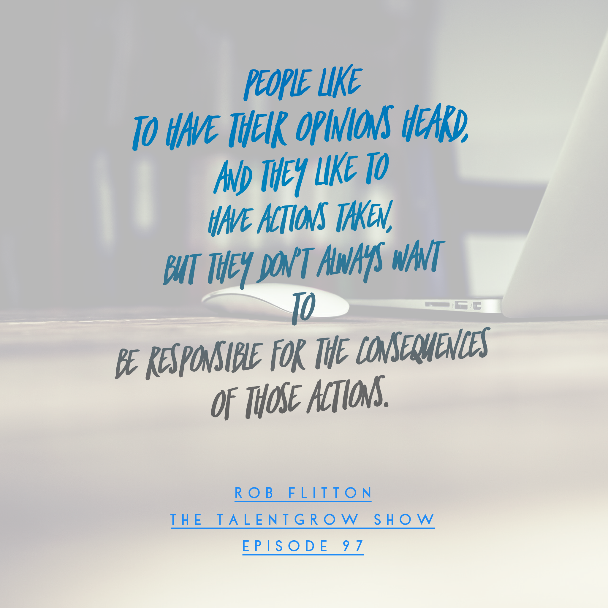 97: Profiting from Conflict -- The Mindset and Skillset of a Master Negotiator with Real Estate Developer Rob Flitton