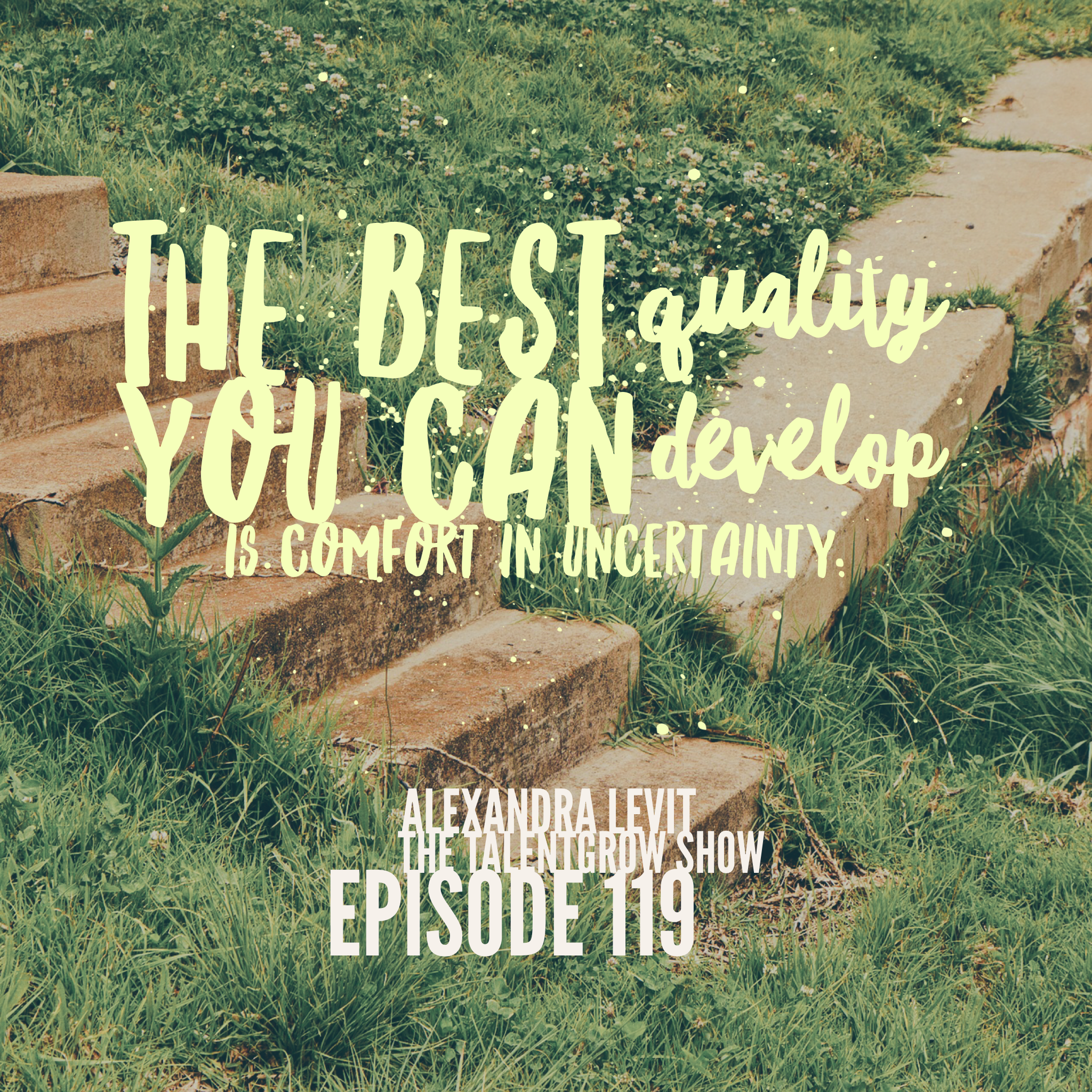 119: Humanity Works – Technology and Creativity in the Workplace of the Future with Alexandra Levit