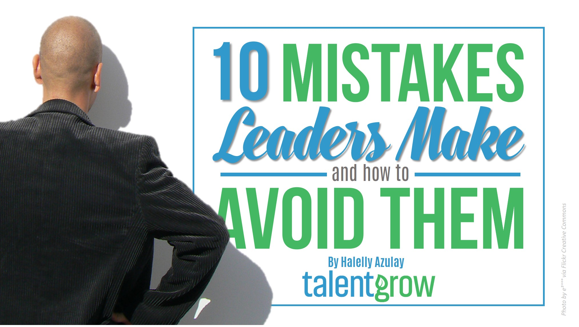 10 Mistakes Leaders Make and How to Avoid Them cover