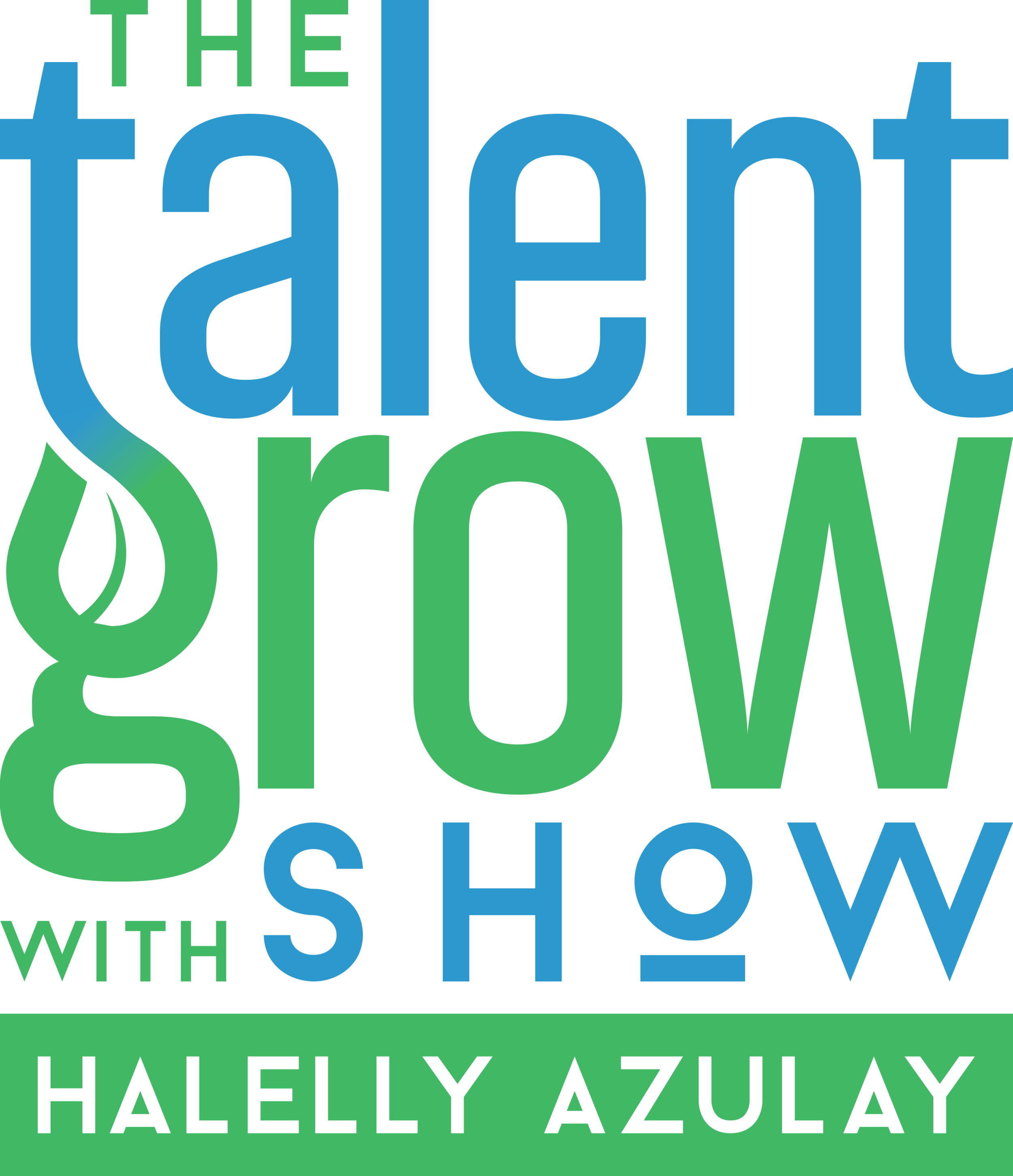 The TalentGrow Show with Halelly Azulay: developing leaders people want to follow!