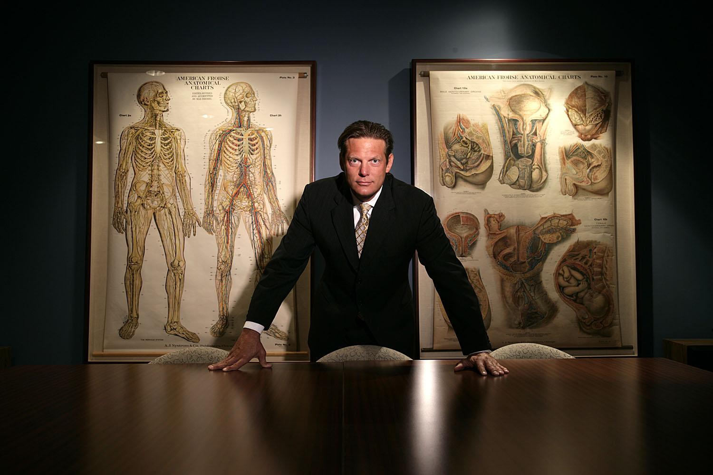 Bruce Blausen  | president & CEO, Blausen Medical