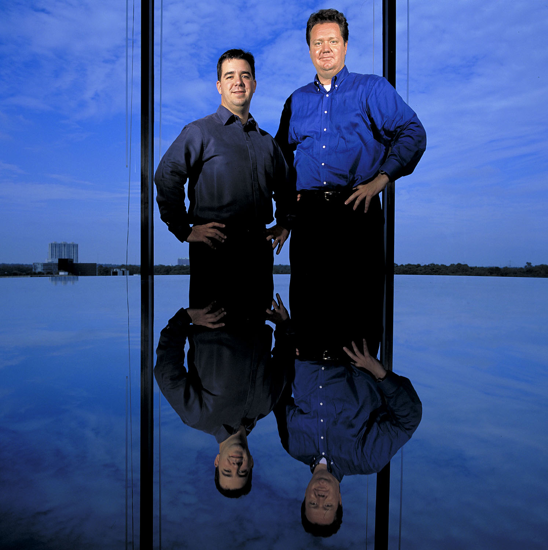 Ken Rubeli,  Executive VP and  Eric Melvin , CEO | Mobius Risk Group