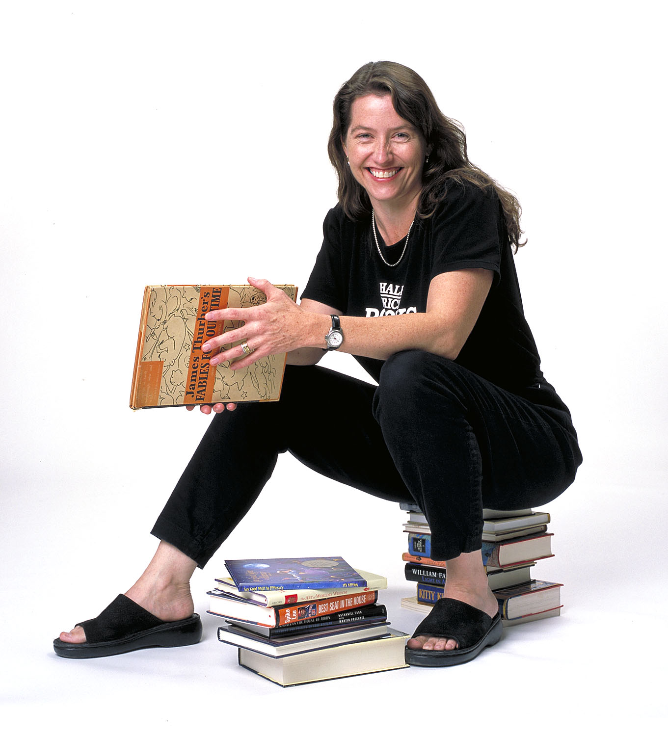 Sharon Anderson Wright  | president & CEO, Half-Priced Books
