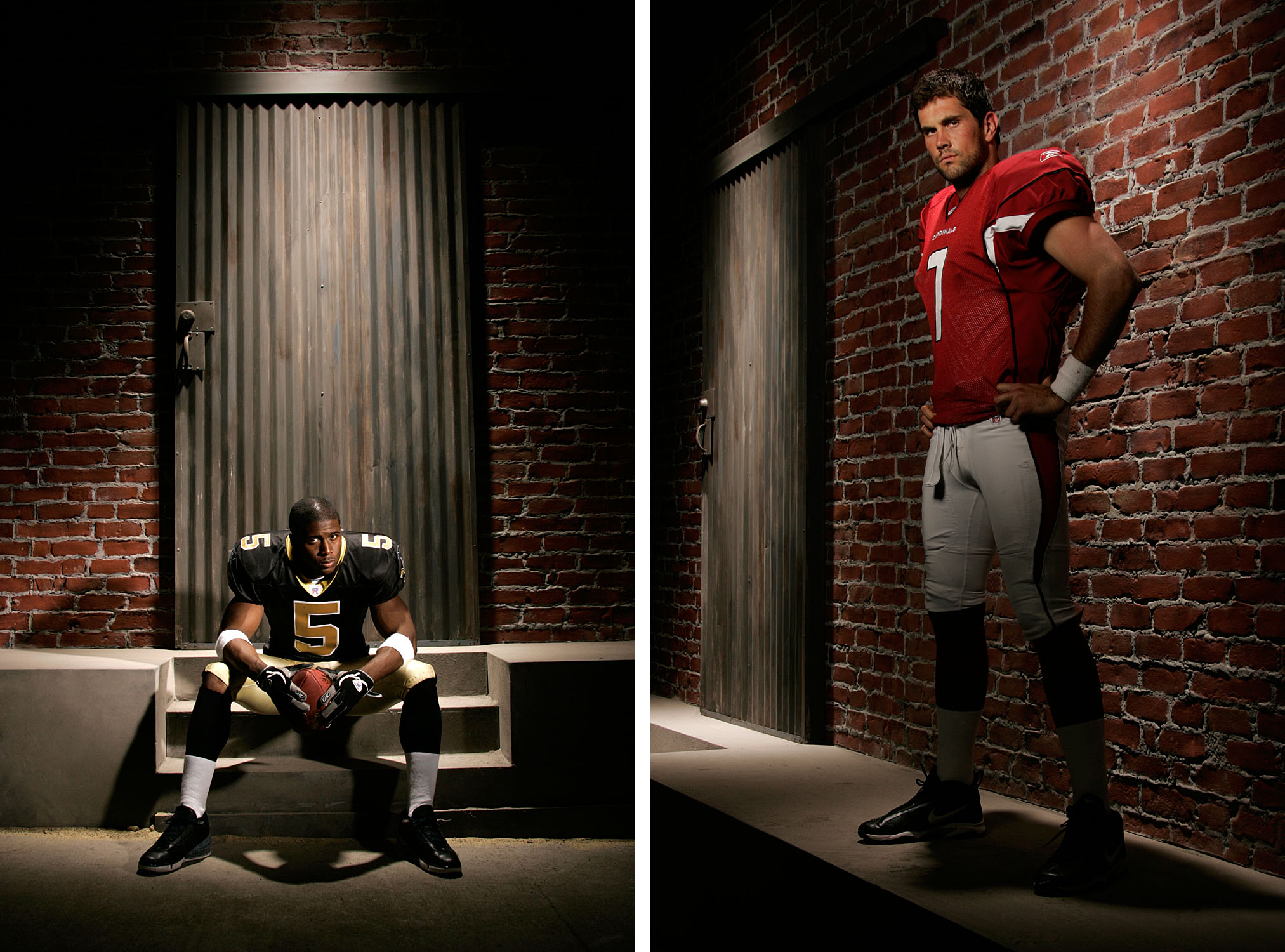Reggie Bush and ​  Matt Leinhart   |  Los Angeles, CA