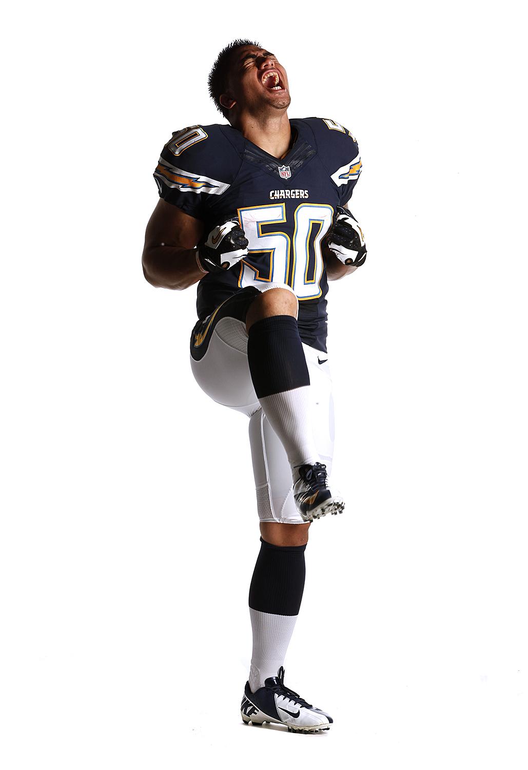 Manti Te'o  | Los Angeles, CA