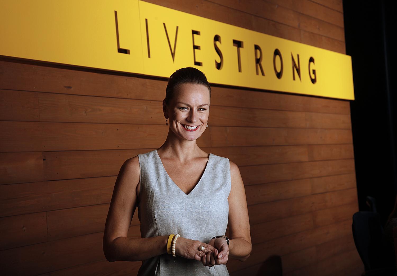 Katherine McLane  | LIVESTRONG Foundation