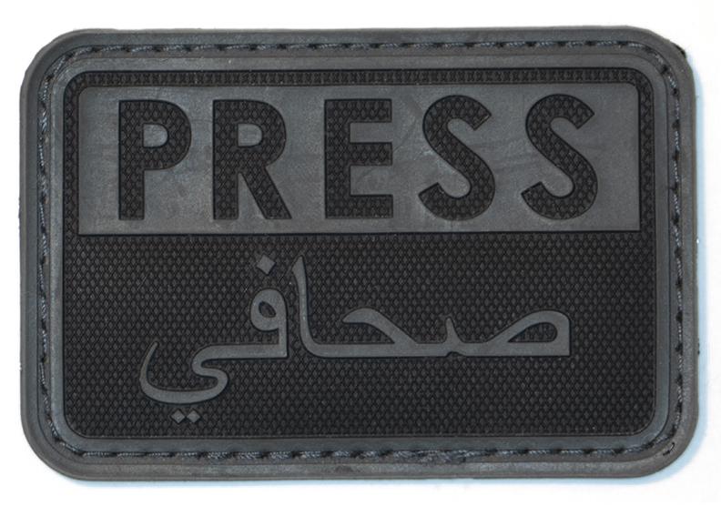 "Press, 2019, Archival Pigment Print, 23"" x 33"""