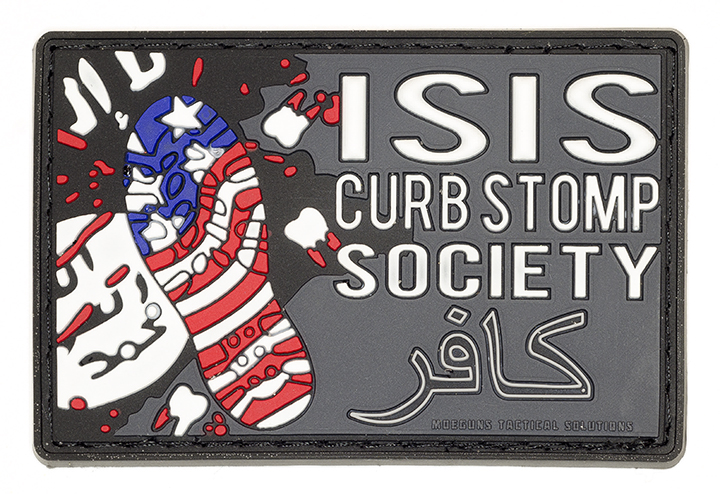 """Isis Curb Stomp Society, 2016, Archival Pigment Print, 22""""x32"""""""
