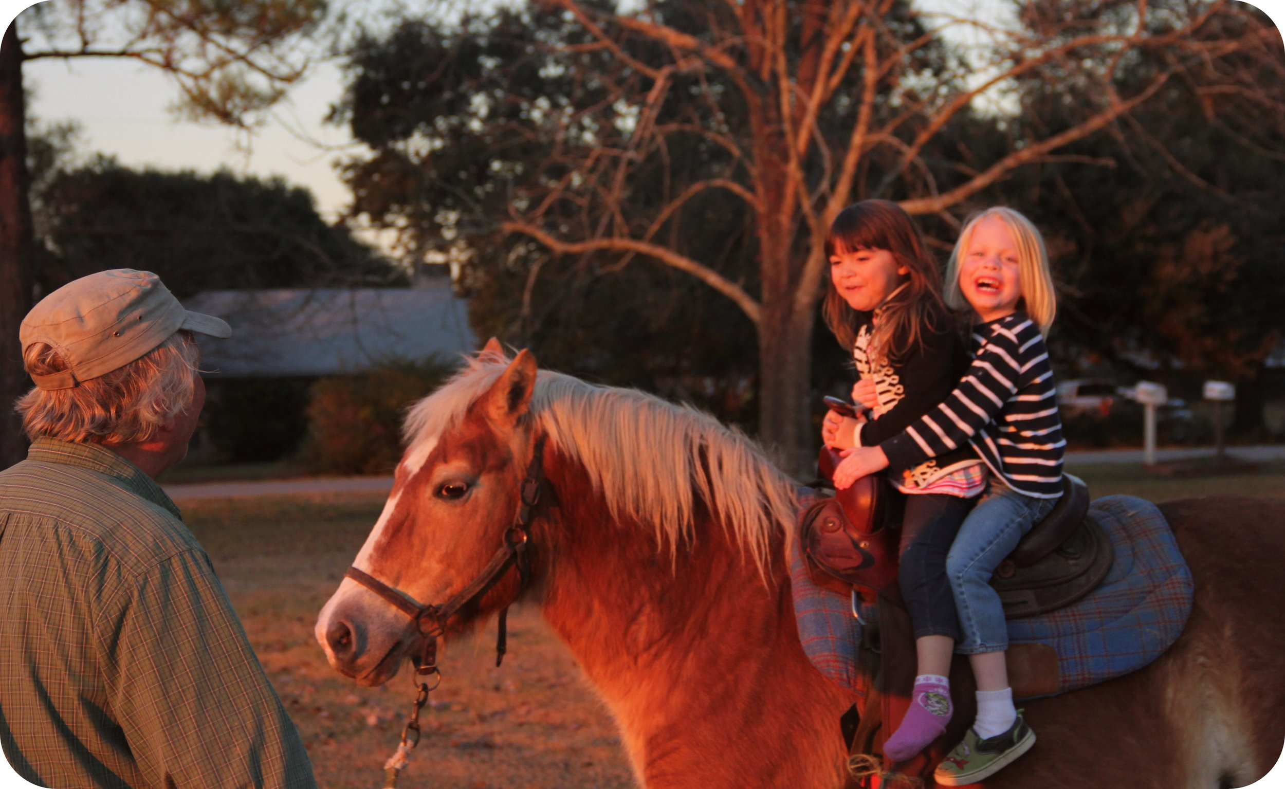 kai and lucca on horse 3.JPG