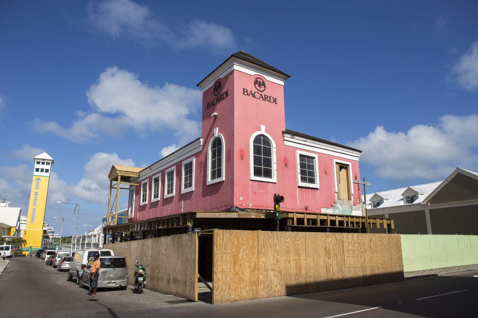 BACARDI STORE | Nassau, Bahamas