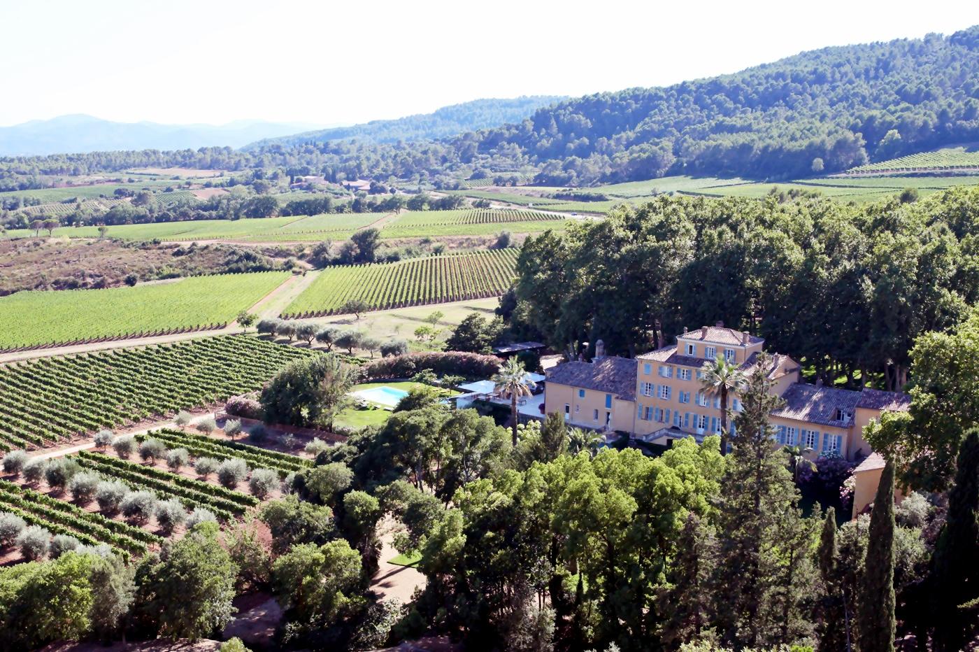 CHATEAU D'ESCLANS | Provence, France
