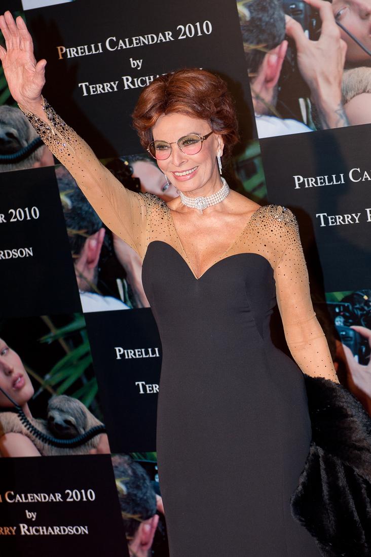 Sophia Loren Actress