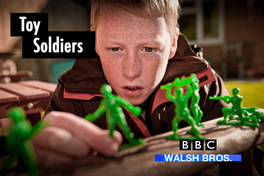 BBC TV Toy Soldiers