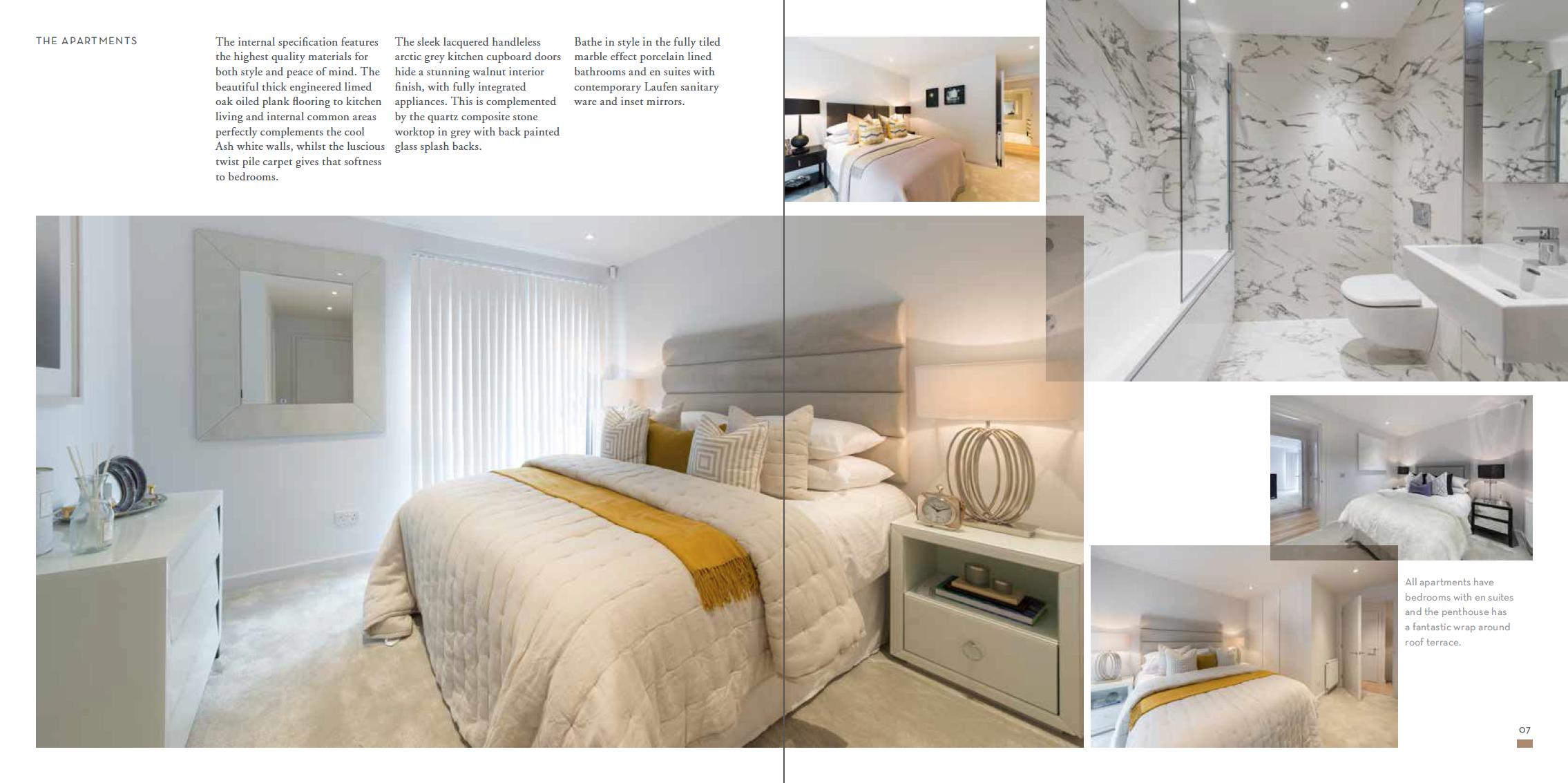 Interior Photography, Maple Terrace Development, Islington