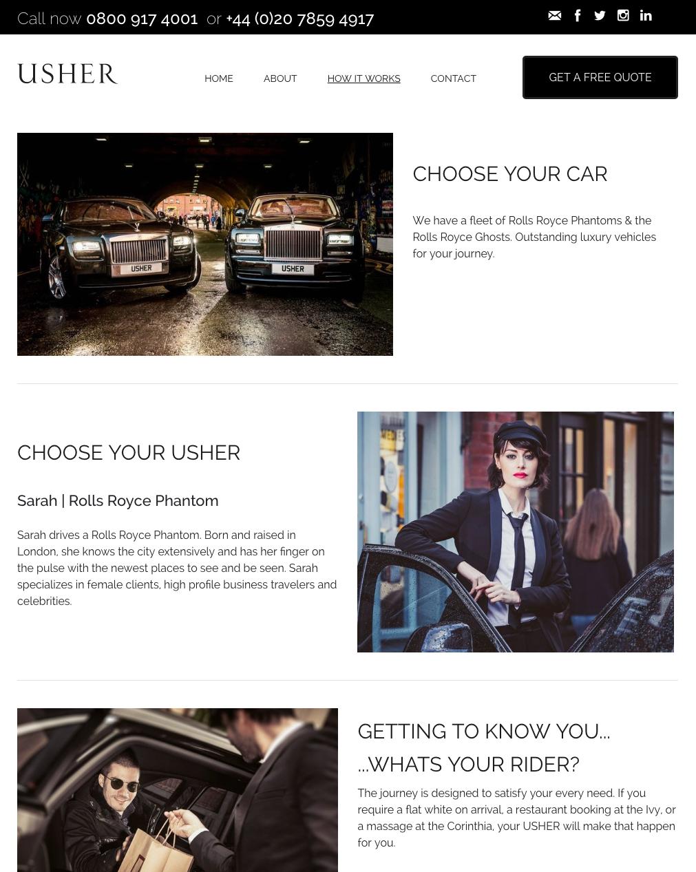 Usher - Advertising Photography
