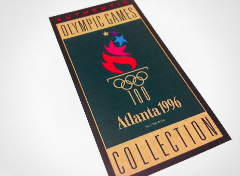 1996 Atlanta USA Olympic Games Logo 100 Anniversary.png