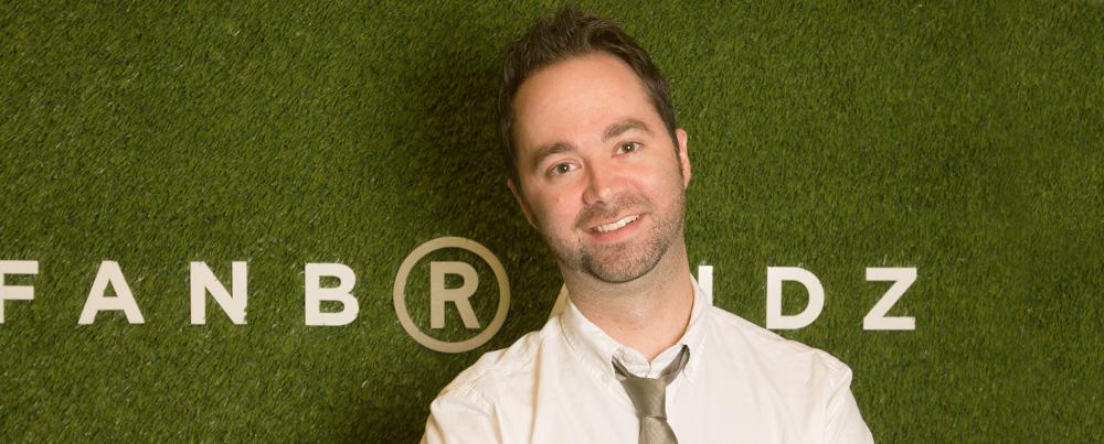 Michael Raisch, Senior Designer and New Media Director
