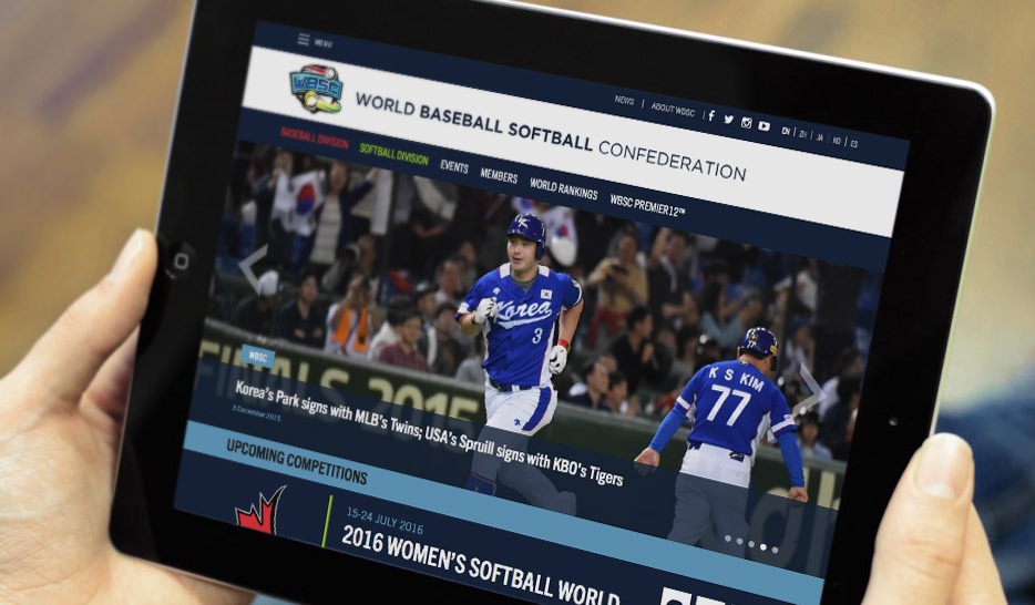 WBSC Site Launch — Fanbrandz