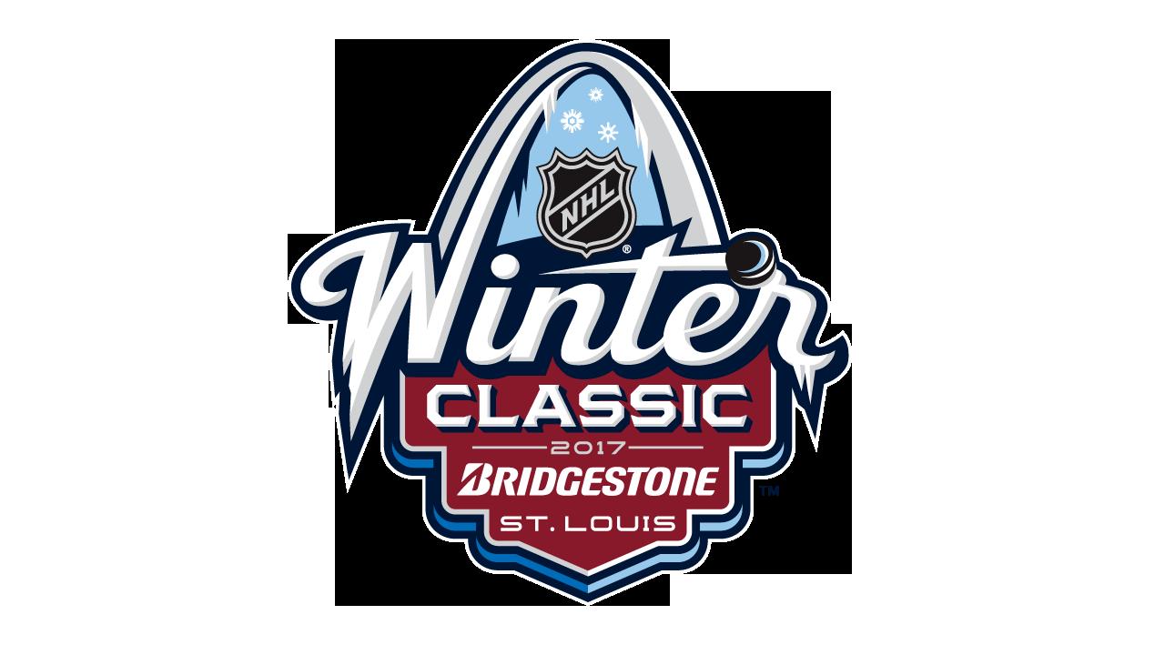 Final Bridgestone NHL Winter Classic Primary Mark