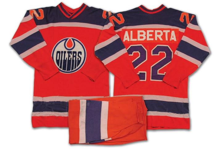 1972 Alberta Oilers, WHA