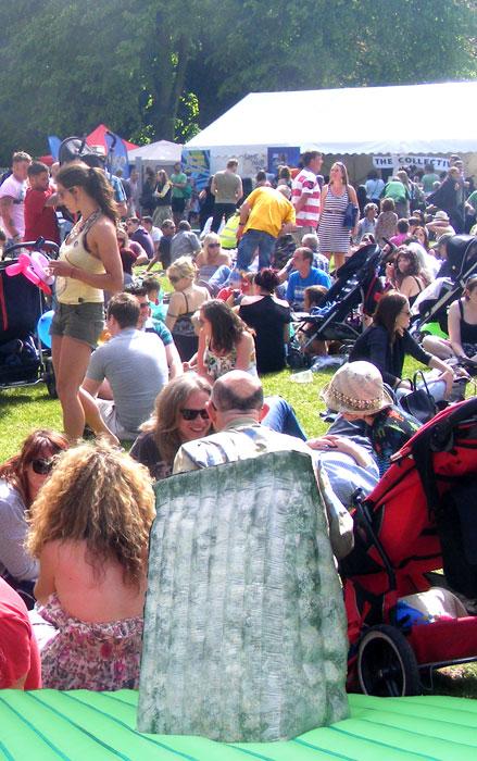 Belmont Pleasure Ground Exeter