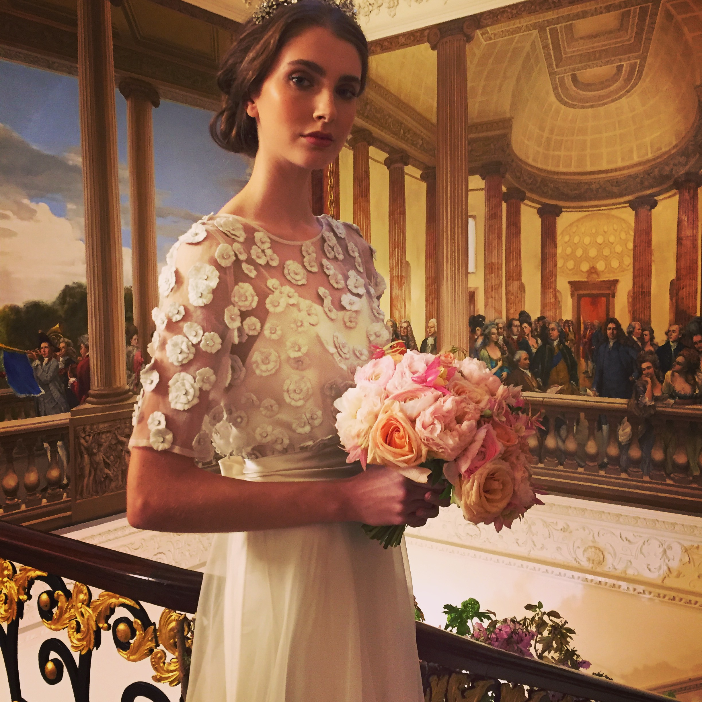 Show Production and Casting for Kate Halfpenny - a most glamorous salon style show at the Ritz