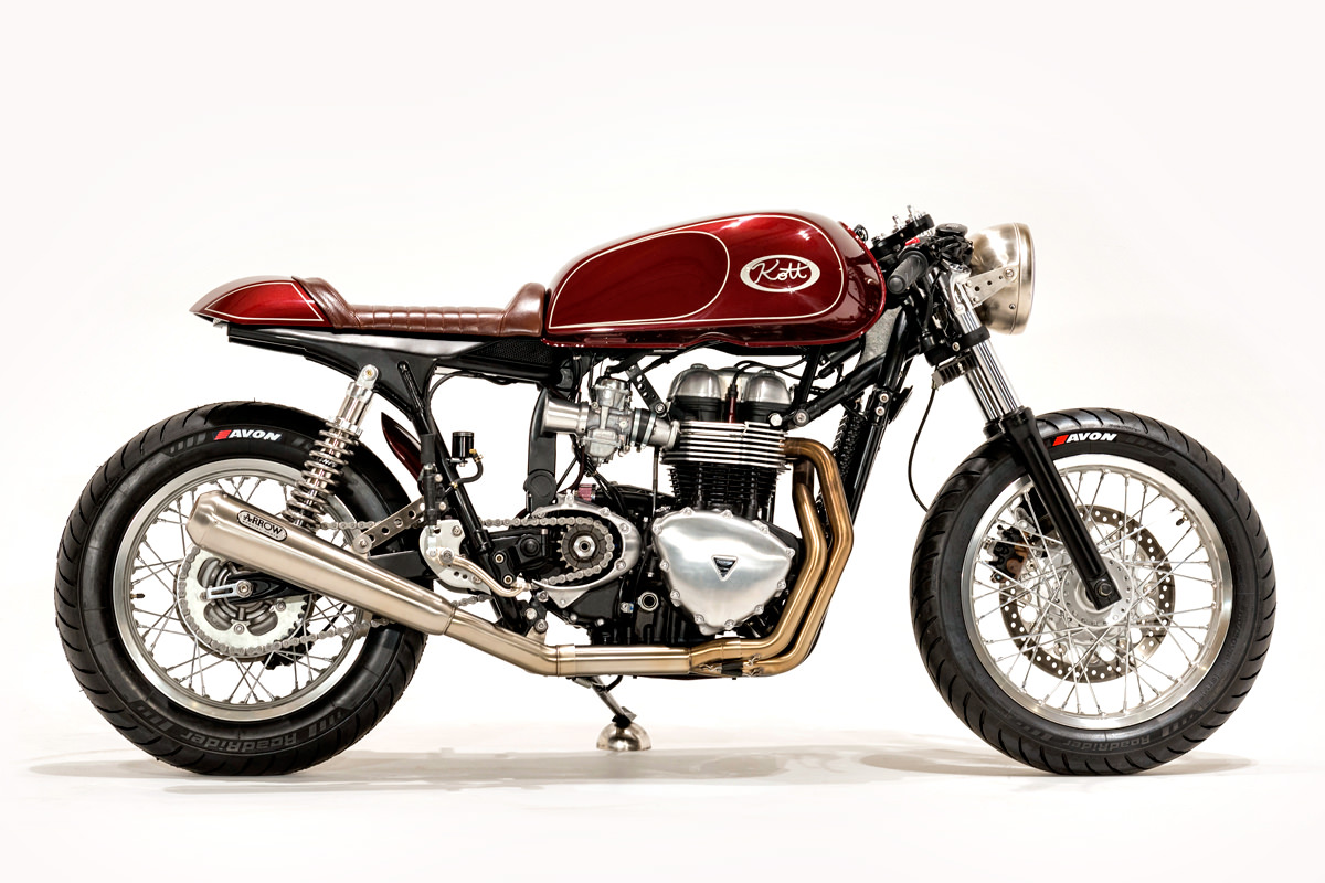 Builds — KOTT MOTORCYCLES