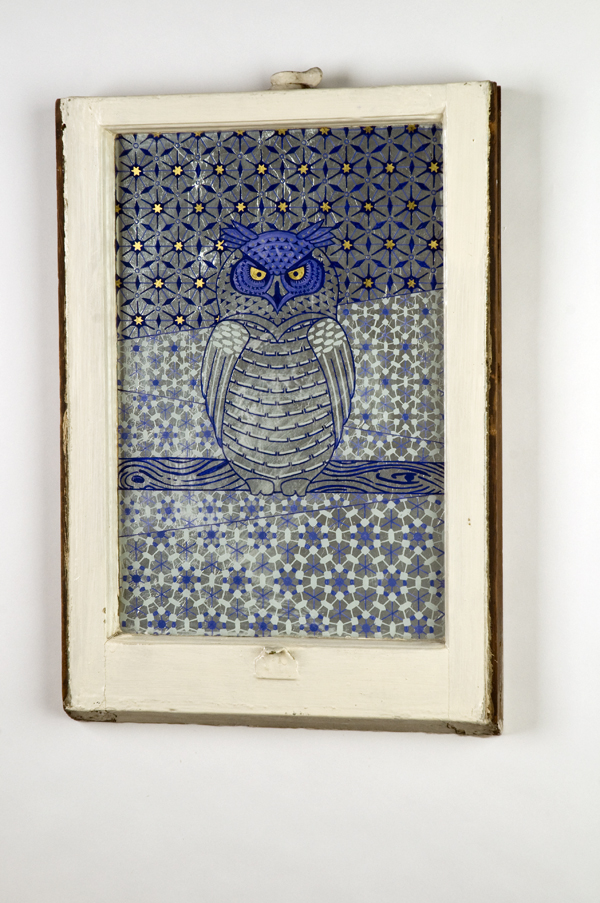 Owl on a Winters Night
