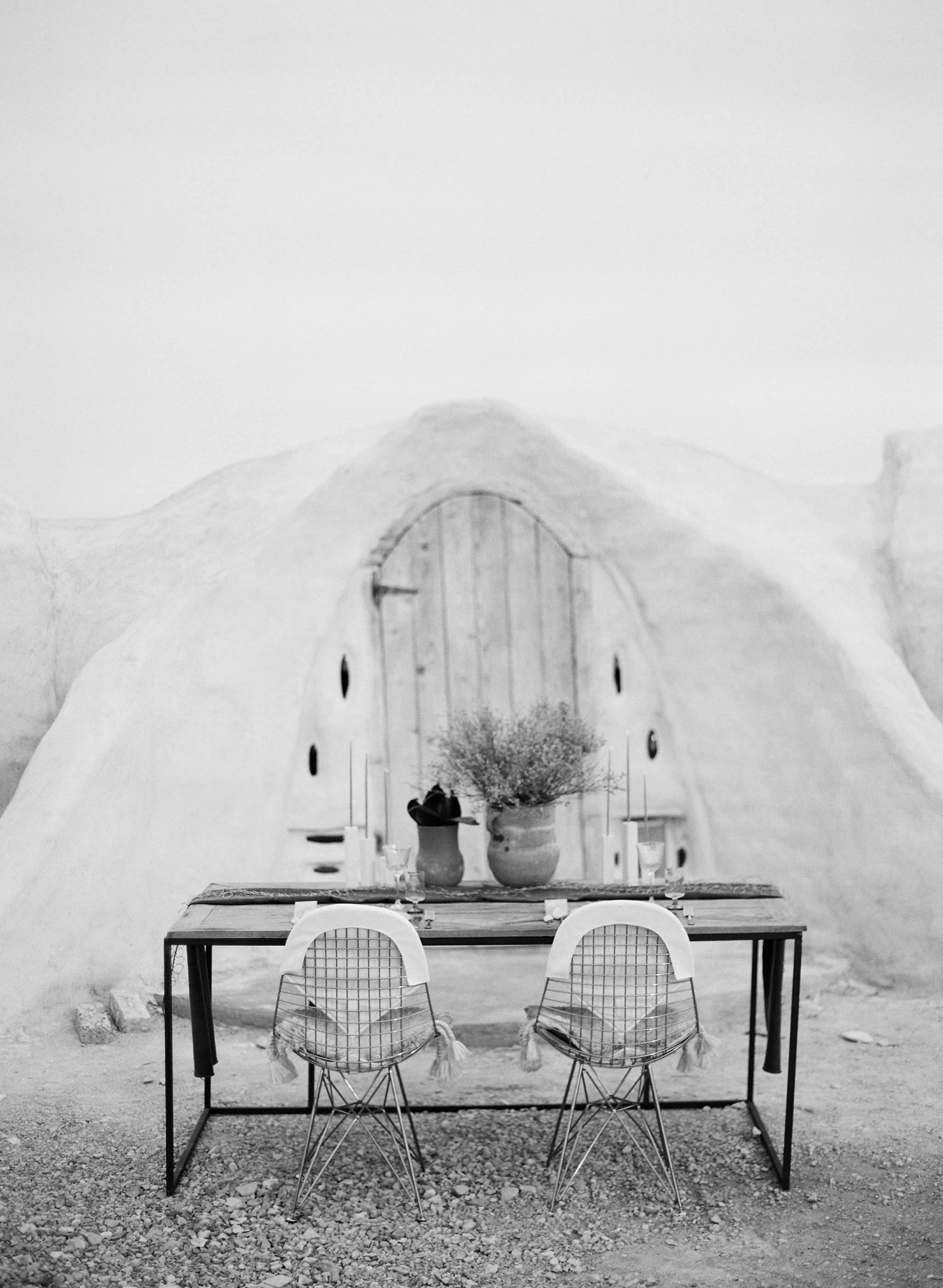 Desert Bohemian  -  Marfa, TX