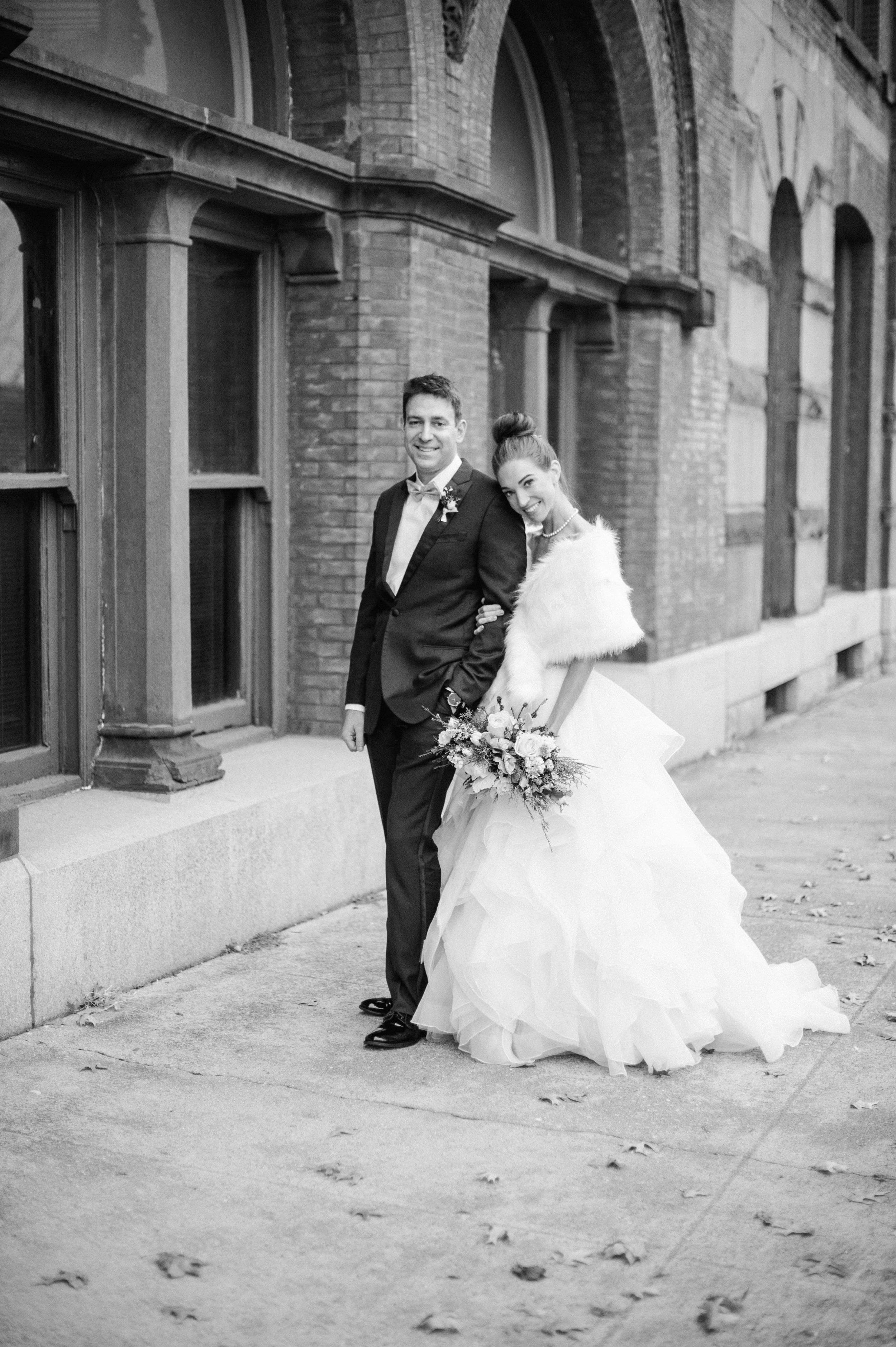 Miranda & Greg  -  St. Louis, MO