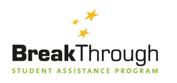 BreakThrough Student Assistance Program  serves all CVUSD students and their families to help students make it through school safely and successfully. Focus is on prevention and early intervention.   conejousd.org/instruction/BreakThrough.aspx